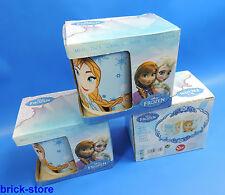 Stor Disney LA REINE DES NEIGES / Tasse / en porcelaine cadeau Lot / 3 pièce