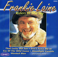 "FRANKIE LAINE ""Riders In The Sky"" 20 Tracks CD NEU & OVP Comet 1997"