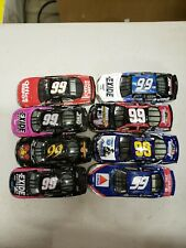 NASCAR DIECAST 1:64 CAR #99 SOLD AS A SET