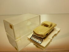 FALLER SLOT CAR 4821 MERCEDES BENZ 190 - L6.6cm (H0) - GOOD COND IN SHOW-CASE