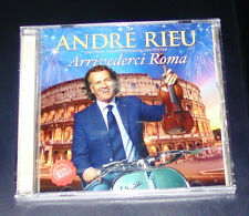 ANDRÉ RIEU ARRIVEDERCI ROMA CD EXPÉDITION RAPIDE
