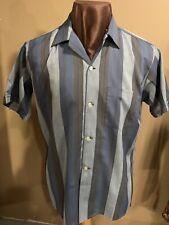 Cool 1960's Vintage Men's Summer Shirt