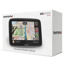 TomTom Go 6200 World Navigationsgerät 6 Zoll Pkw-Navi Wi-Fi NEU