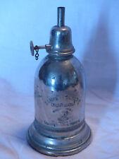 lampe a essence ancienne A P aubenas chrome style pigeon  petrole