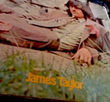 James Taylor  Somthing In The Way She Moves.lp Apple Label