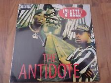 Indo G & Lil Blunt - The Antidote LP vinyl record sealed NEW RARE