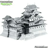 Metal Earth Himeji Castle Japan 3D Laser Cut DIY Puzzle Model Building Kit Toy