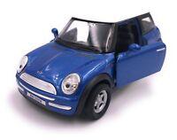 Mini Cooper Modellauto Auto LIZENZPRODUKT 1:34-1:39 / verschiedene Farben