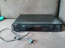Magnétoscope VHS sony slv-se600b sans sa telecommande