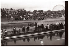 Bobby Rahal 1978 Montreal F1 Grand Prix Wolf-Ford 35mm B&W Negatives (3)