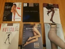 6 Packages Of Panty Hose Tights