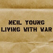 Neil Young: Living With War - CD