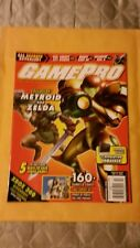 Gamepro Magazine Metroid And Zelda February 2006 great condition. Vintage Rare