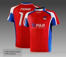 Full Custom made soccer shirts in any color