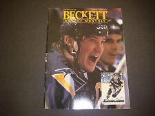 Beckett Hockey Monthly Magazine April 1993 Mario Lemieux Brian Bradley M2142