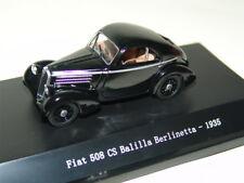 FIAT 508 CS BALILLA BERLINETTA 1935 NERO 1:43 STARLINE