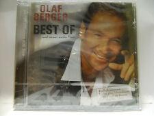 NEU   &  OVP  CD Olaf Berger - Best of - 2002 - 19 Greatest Hits