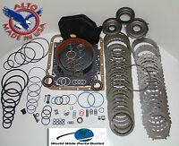 Includes Dirt Diaper Transgo SK 670 Transmission Shift Kit A413 w// Lockup