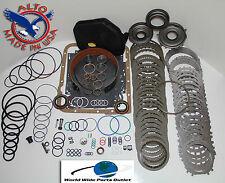 4L60E HD Rebuild Kit Mastert Kit Stage 4  w/3-4 PowerPack 1997-2000 Turb Steels