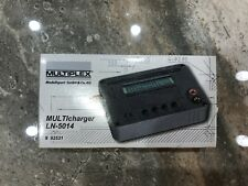 Multiplex LN-5014 DC charger for LiPo and NiMh 92531 Multicharger LN5014 battery