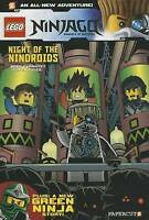 GREG FARSHTEY - Lego Ninjago #9: Night of the Nindroids (Graphic Novel)