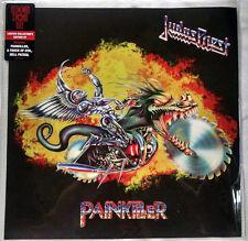 "JUDAS PRIEST Painkiller Blue Colored Vinyl Sawblade 10"" LP RECORD STORE DAY RSD"
