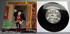 """Sex Pistols-Something Else uk 1979 Virgin Black & White Labels 7"""" P/S"""