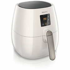 PHILIPS VIVA Collection Digital Airfryer w/ Rapid Air Technology White HD9230/56