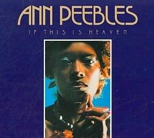 If This Is Heaven 0767981117621 by Ann Peebles CD