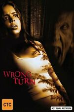 Wrong Turn (DVD, 2003) new&sealed,