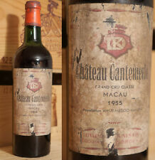 1955er Chateau Cantemerle  -  Haut Medoc  -  Top Rarität  !!!!!