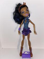 Monster High Robecca Steam Dance Class Doll OOB