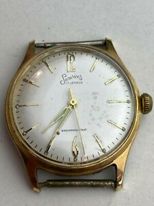 """Vintage Men`s """"Services"""" 17 Jewels Watch Available Worldwide"""