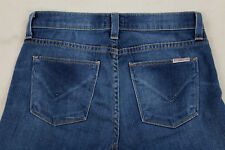 Hudson Jeans Size 24 Dark Wash Skinny Leg Stretch Jeans Inseam 29