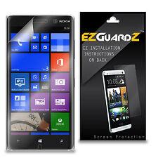 3X EZguardz LCD Screen Protector Skin HD 3X For Nokia Lumia 830 (Ultra Clear)
