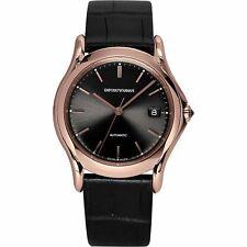 Armani ARS3104 Men's Swiss Made Gray Automatic Watch