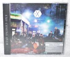 EXO Coming Over 2017 Taiwan CD+DVD (Japanese Lan.)