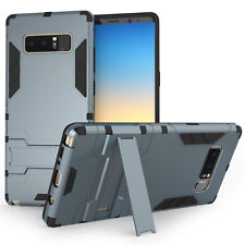 Heavy Duty Armour Case For The Samsung Galaxy Note 8 Shockproof Full Body Cover
