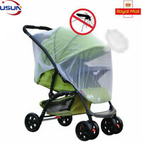 MAXI-COSI Dana Baby Stroller Mosquito Insect Net Mesh White Shield Cover NEW