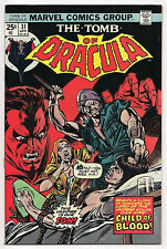 Bronze Age TOMB OF DRACULA #31 1975 NM