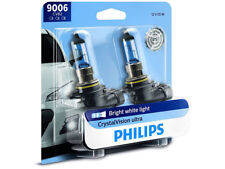 2x GERMANY Philips 9006 HB4 Upgrade Ultra Crystal Vision Xenon White Light Bulb