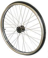 Sport Laufrad 1 paar Rollstuhlräder 26x1 12,0mm Lager