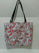 """LADIES SHOES"" FABRIC TOTE BAG"
