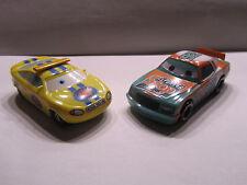 2x Cars Spielzeugautos * Sputter Stop + Charlie Checker * Disney Pixar * Neu (3)