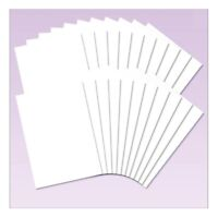Hunkydory Ink Me! Professional Stamping Card A4 300gsm - Pack 5 to 20 Sheets