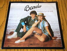"""Bardo-Talking Out of Line 7"""" vinyle PS"""