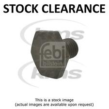 Stock Clearance New Genuine OIL DRAIN PLUG MINI COOPER 'D' 07- TOP KMS QUALITY P