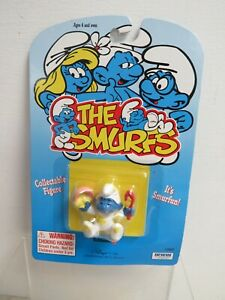 The Smurfs Schleich Irwin Baby Smurf Messy Brand New #20825 Collectable Figure