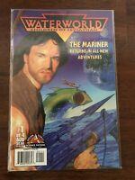 Waterworld Children of Leviathan #1 Acclaim Comics 1997 FREE bag/board Unread