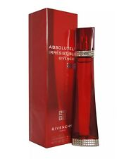 ABSOLUTELY IRRESISTIBLE GIVENCHY EAU PARFUM 75 ML  VINTAGE